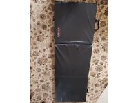 Exercise mat - foldable