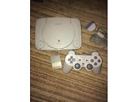 Sony ps1 slim conaole