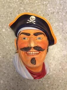 Set of three Pirate faces Edmonton Edmonton Area image 4