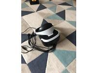 PlayStation 4 pro VR