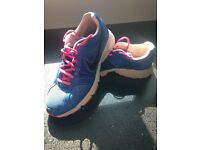 Blue Nike Air Relentless 3 trainers for sale
