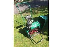 Lawn mower qualcast classic 43s