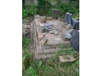 block paving free to collector