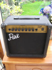 Park by Marshall Amplification G10R 10 Watt Guitar Amplifier with Reverb