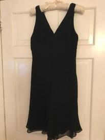 Armani Collezionni Black Dress