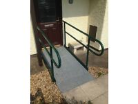 Wheelchair/accessibility ramp