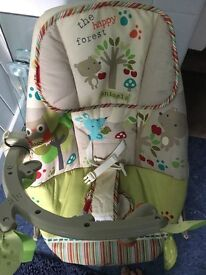 Fisher Price Woodland Baby Chair