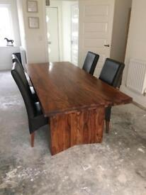 Large dining table - no chairs included