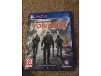 Tom Calncy The Division Ps4
