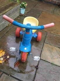 Kids garden tricycle
