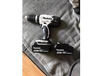 Brand new 18v makita drill