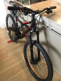 Cannondale Prophet 500 SL full suspension mountain bike