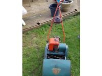 Suffolk Colt Petrol Lawn Mower