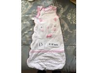 Baby sleeping bags, £3 each. 12-18 months