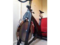 Spinning bike £100 - HealthRider® H40x Pro Indoor Cycle
