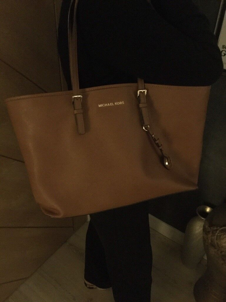 Michael Kors Handbag washable leather