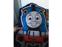 Thomas the tank cushion