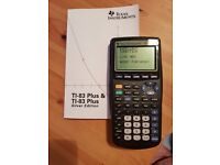 Texas Instruments TI-83 Plus Graphic Calculator