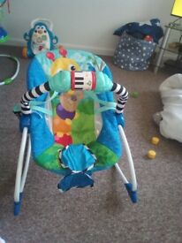 Baby Einstein Bouncer Chair