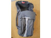 Phil & Teds Cocoon Carry cot / buggy bed