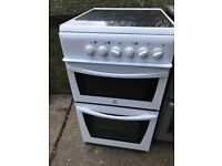 Indesit Electric Cooker 50 cm wide