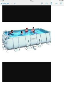 Above ground swimming pool Rowville Knox Area Preview