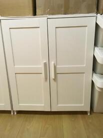 IKEA Brimnes Cabinet x2 in White