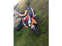 Repsol Honda nsc50r moped ( OFFERS CONSIDERED )
