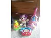4 GREAT BRANDED TOYS FOR £10!!!!!!!