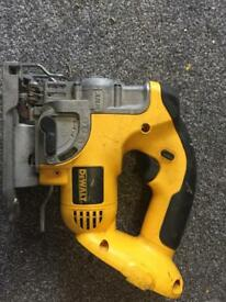 Dewalt Jigsaw 18v great condition