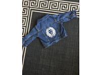 18-24 Months Customised denim jacket