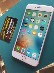 Rogers/Chatr iPhone 6s Plus Rose Gold Only 425 At CellTechNiagara LifeTime BlackList Warranty