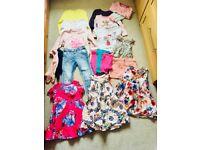 Girls clothes Bundle Age 4-5 smoke/pet free home