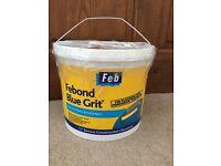 Febond Blue Grit extra grip plaster bonding agent