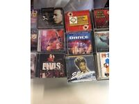 Joblot 210 cd mixed Sealed and unsealed