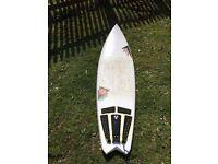 "Firewire V4 Tomo 5'10"" Surfboard"