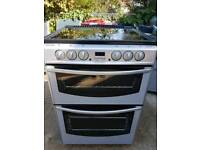 Stoves NEWHOME ECH600DOa electric cooker silver 60cm