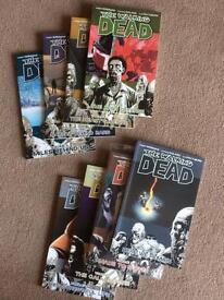 Graphic novels vol 2-9