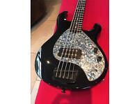 OLP Musicman Stingray MM3 5 String Bass Guitar