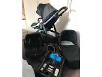 Graco Evo XT Travel System excellent condition full instruction manuals included