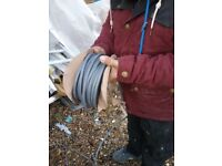 Grey Electrical Cable