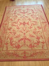 Large Laura Ashley rug