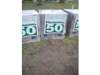 4 packs of block paving 40 m2