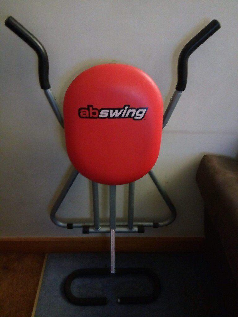Ab Swing Exercise Machine Fitness Equipment As Seen On Tv In Epsom Surrey Gumtree