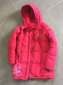 Girls coat - age 9 - 10 (in great condition)