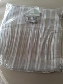 4x Garden chair cushions. New and unused