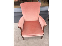Parker Knoll ladies armchair , in good condition . Free local delivery.