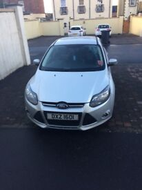 2012 FORD FOCUS SILVER ONLY £4500 ONO