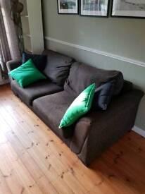 Sofa 2/3 seater + 1 armchair