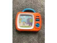 kids toy tv with music and moving pictures!